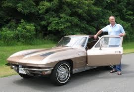 corvette restoration shops vernparker com dreams the 1963 split window