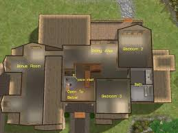 floor plans for sims 3 sims 3 floor plans for house 2 story house decorations