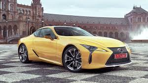 lexus lc aston martin sports car ratings street car