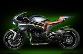 kawasaki telegraphs supercharged future with u201cbalanced