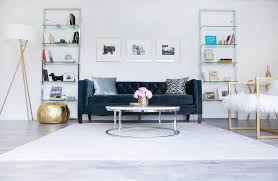 Cb2 Marble Coffee Table My New House Room Tour Miss Maven By Teni Panosian Marble Coffee