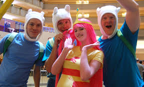 Princess Bubblegum Halloween Costume Princess Bubblegum Adventure Finn Jake