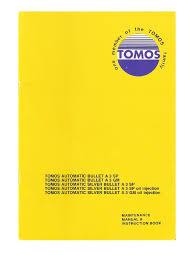 tomos a3 operation manual