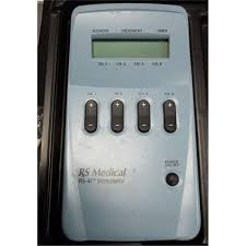 rs medical electrotherapy stimulator non working