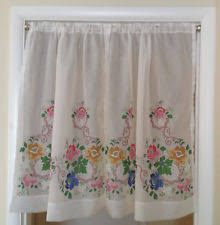 sheer curtains ebay