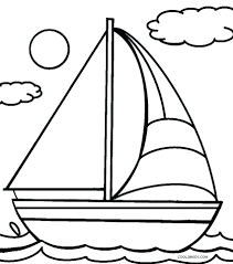 coloring pages water transport coloring pages images water