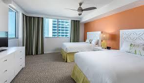 Clearwater Beach Hotels 2 Bedroom Suites Wyndham Clearwater Beach Resort