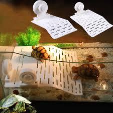 in decorations 2 sizes turtle pier dock basking plastic platform shelf r