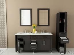 bathroom wall hung vanity lowes sink bathroom mirror cabinet 72
