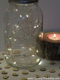 Mason Jar String Lights Fairy Lights Battery Operated String Lights Wedding Lights