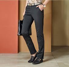 plaid men pants 2016 new fashion brand men slim fit formal