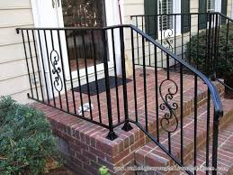 Outside Banister Railings Best 25 Outside Steps Ideas On Pinterest Outdoor Stone Steps