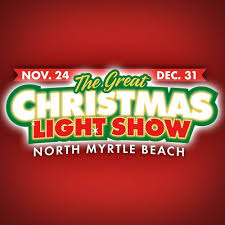 north myrtle beach christmas lights the great christmas light show in north myrtle beach sc myrtle