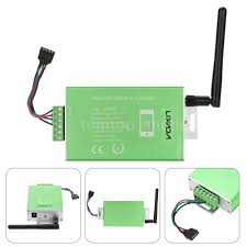 lixada 12v 24v 30a app smart remote controller dimmer for led