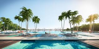 porsche design tower pool the harbour miami beach a new luxury condo on the water