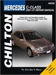 mercedes repair manuals mercedes c class chilton s repair manual chilton
