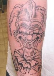 the 25 best evil clown tattoos ideas on pinterest clown images