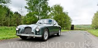 green aston martin convertible db2 4 mk1 1954 for sale from the aston workshop