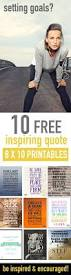 inspirational quote journey 10 inspirational quotes for goal setting free printables your