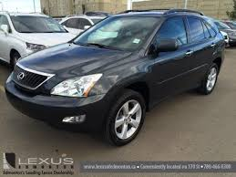 2008 lexus rx 350 review pre owned grey on black 2008 lexus rx 350 awd walk around review