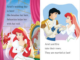 image disney princess beautiful brides ariel 1 jpg