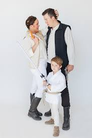 Luke Skywalker Halloween Costume Halloween Family Costumes Star Wars Yessay