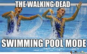 Synchronized Swimming Meme - synchro swimmers by i m a freaking sushi meme center