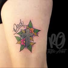 dad memorial tattoo u2013 therostudio