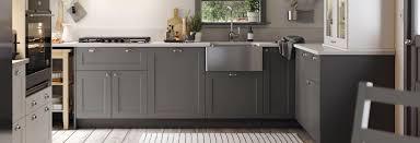modern grey kitchen cabinets ikea modern gray kitchen cabinets axstad kitchen series