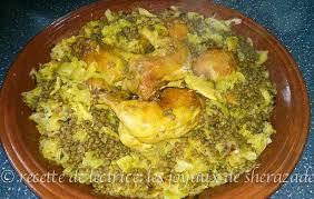cuisine marocaine poulet rfissa au poulet marocaine les joyaux de sherazade