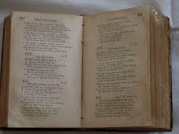 file nineteenth century methodist hymnal in barratt u0027s chapel