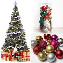 Hanging Decorations For Home Online Get Cheap Christmas Balls Plastic Aliexpress Com Alibaba
