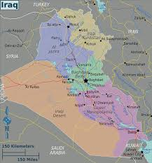 Iraq Province Map Wadi Hauran Wikiwand