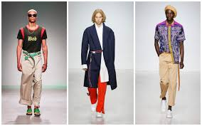 90s hip hop fashion men nyfw men s spring 2018 trend report rock it or leave on the runway
