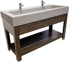 concrete sink trueform decor