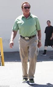 Arnold Schwarzenegger Halloween Costume Arnold Schwarzenegger Takes Bugatti Veyron Beverly