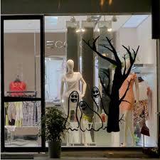 window clings halloween shop window decals promotion shop for promotional shop window