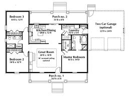 single story house plan www grandviewriverhouse box si house plans