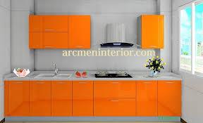 Orange Kitchen Cabinets Modular Kitchen Chennai Best Modular Kitchen Manufacturer