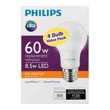 philips 4w led light bulbs ebay
