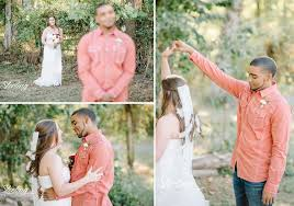 casual fall wedding anthony kristen the pink bride