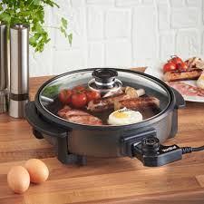 modern kitchenware kitchen indoor kitchen grill with electric frying pan also 30 cm