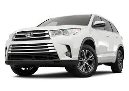 toyota car png compare the 2017 toyota highlander le plus vs 2017 nissan