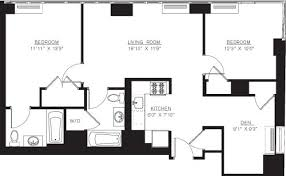two bedroom apartments brooklyn the brooklyner apartments in downtown brooklyn 111 lawrence