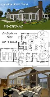 Country House Plans With Open Floor Plan 122 Best Open Floor Plans Images On Pinterest Open Floor Plans
