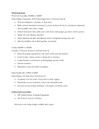 Examples Of Paralegal Resumes by Paralegal Resume Chronological 2014