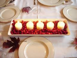 Simple Table Decorations Simple Holiday Table Decorations For Christmas Romantic Christmas