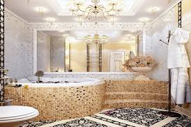 bathroom mosaic ideas amazing bathrooms with mosaic tiles home ideas
