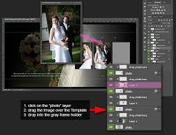 Wedding Album Software 11x14 Wedding Album Templates Arc4studio