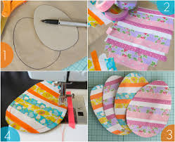 Easter Egg Decorating With Paper by Omiyage Blogs Diy Easter Paper Pouches